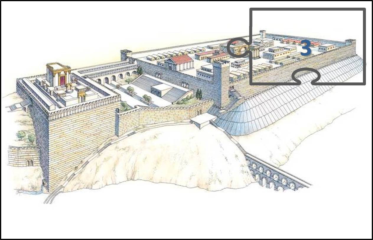 king herod\'s temple diagram where was herod s temple      key locations truth in scripture  where was herod s temple      key